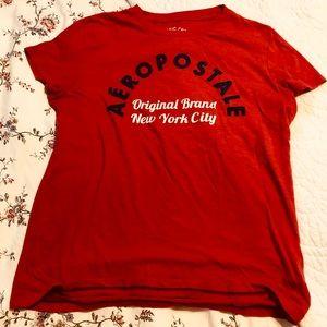XL Ladies Classic Crew Aeropostale t-shirt